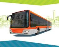 קמפיין פתרונות תחבורה ציבורית לעבודות הרכבת הקלה בתל-אביב